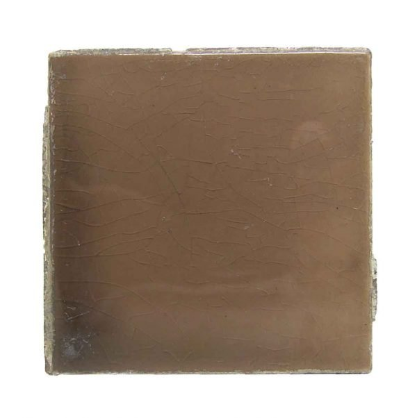 Wall Tiles - Light Brown 3 x 3 Square Hearth Tile Set