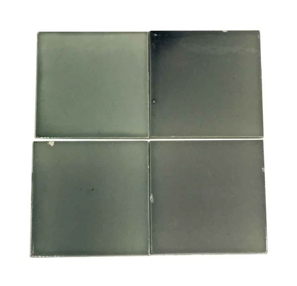 Wall Tiles - Vintage Gray 6 in. Square Tile Set