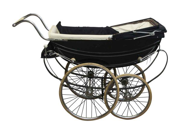 Children's Items - Black Albee Marmet Stroller