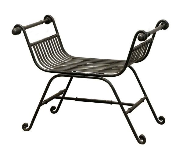 Seating - Cast Iron Bench