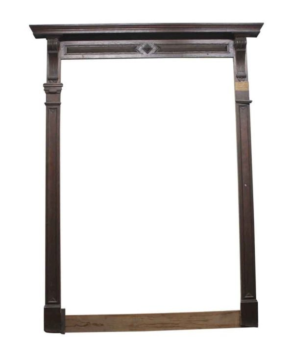 Moldings - Large 106.25 x 83.5 Door Surround from Rose Hill