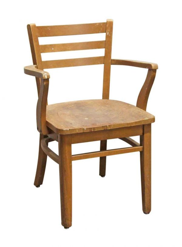 Seating - Salvaged Maple Chair from Rose Hill