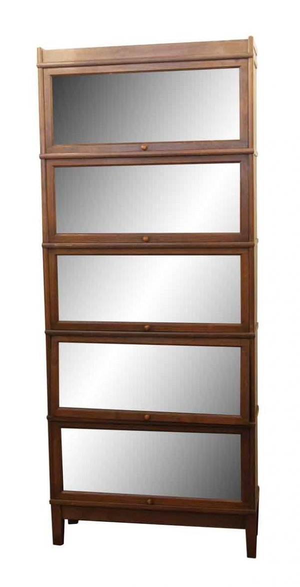 Bookcases - 5 Level Barrister Bookcase