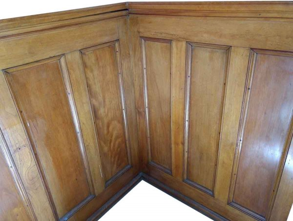 Building Elements - Solid Maple Wainscot from Riverside Drive