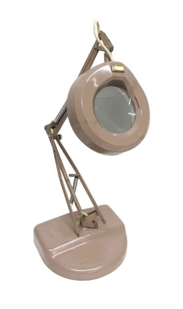 Industrial & Commercial - Jewelers Magnifying Lamp