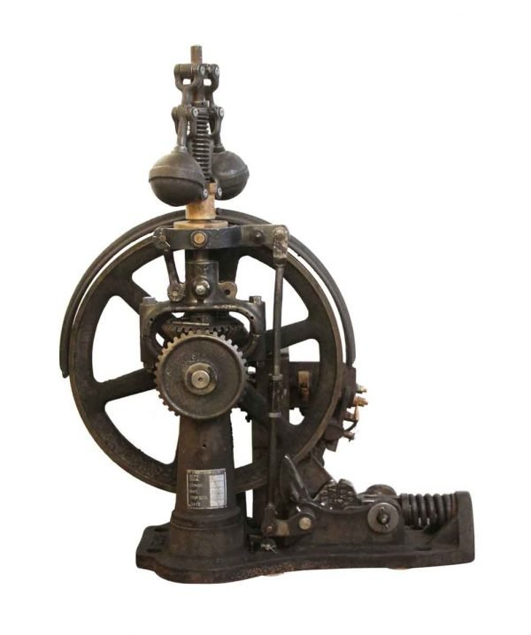 Industrial - Elevator Cast Iron Speed Governor