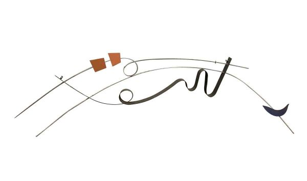 Other Wall Art  - Abstract Metal Sculpture