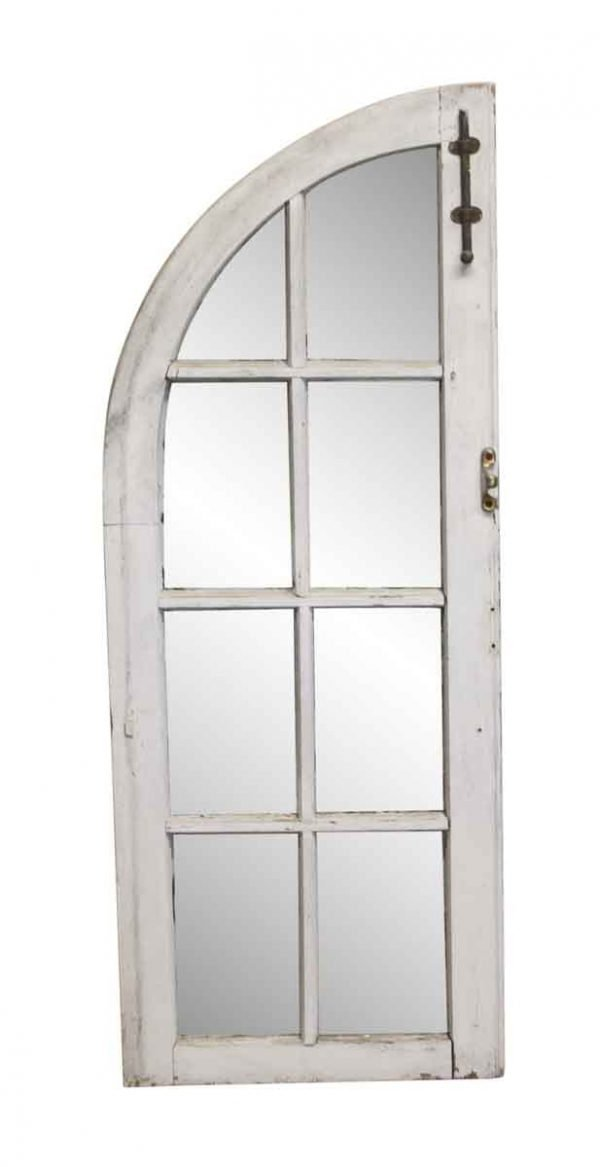 Reclaimed Windows - Arched Wood Frame Window from Rose Hill