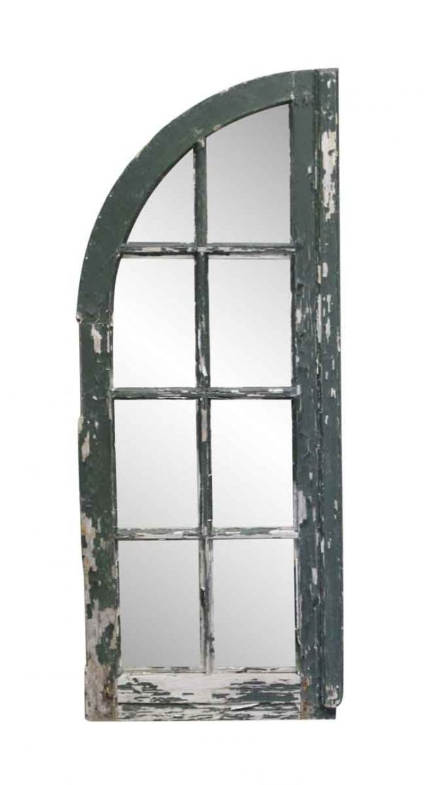 Reclaimed Windows - Single Arched Window from Rose Hill