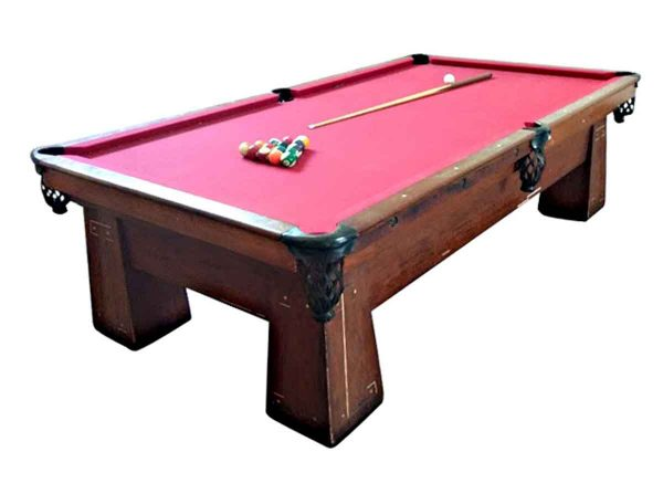 Sporting Goods - Vintage Pool Table from Theological Seminary