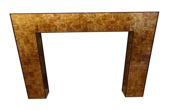 Mantels - Mica Fireplace Surround from Paris
