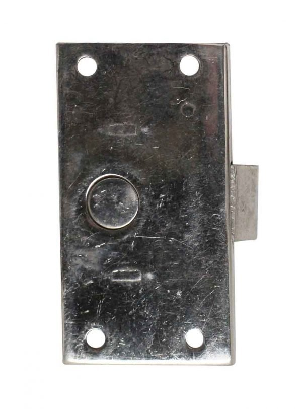 Other Cabinet Hardware - Nickel Plated Brass Cabinet Mortise Lock