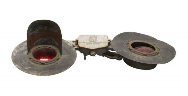 Industrial & Commercial - Salvage Old Railroad Lights