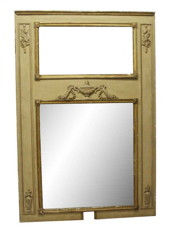 Overmantels & Mirrors - Waldorf Astoria Wooden Overmantel Mirror