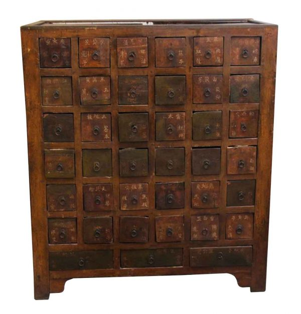 Cabinets - Early 20th Century Chinese Apothecary Cabinet