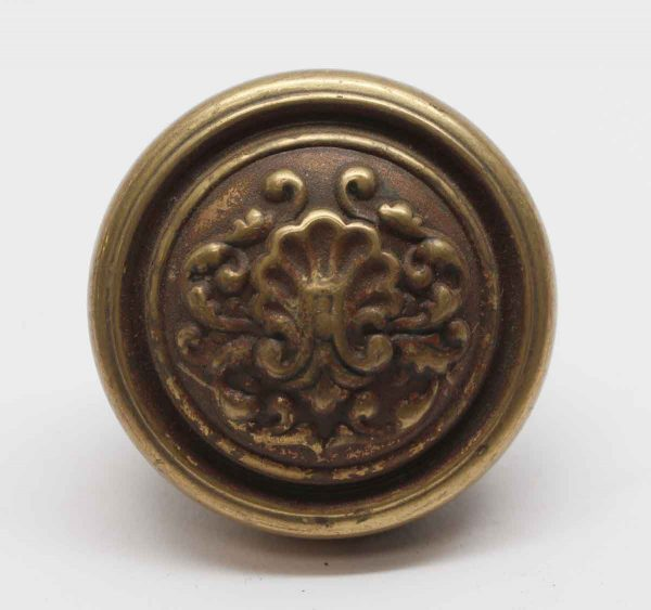 Door Knobs - F-21700 Brass Fenmore Door Knob