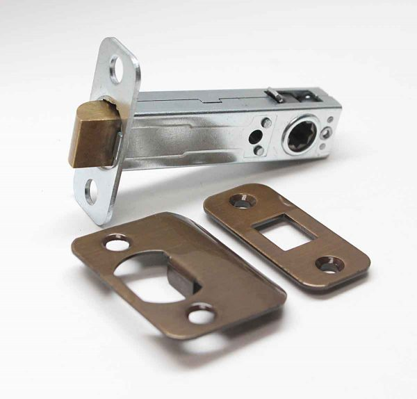 Door Locks - Steel & Brass Mortise Lock Adapter
