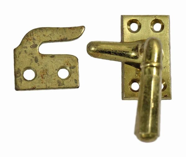 Ice Box Hardware - Heavy Cast Brass Window Lock
