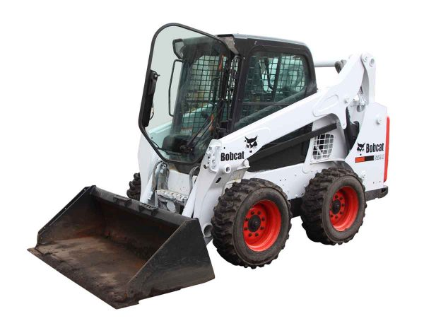 Machinery - 2013 Bobcat S590 Skid Steer Deluxe Package