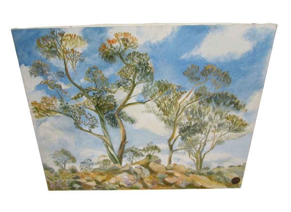 Paintings - Scenic Oil Painting