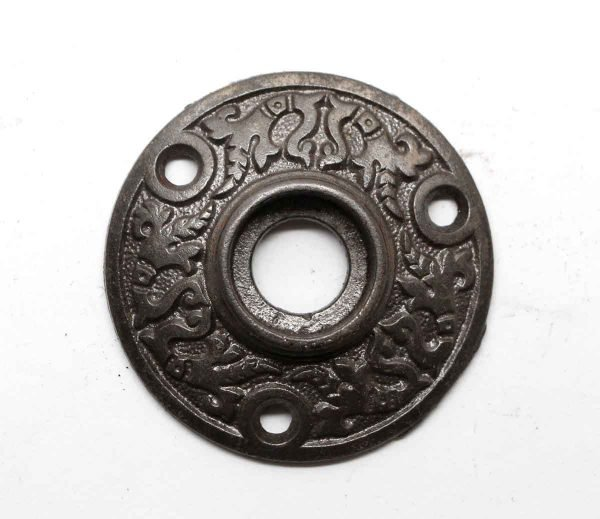 Rosettes - Ornate Cast Iron 2.125 Door Knob Rosette