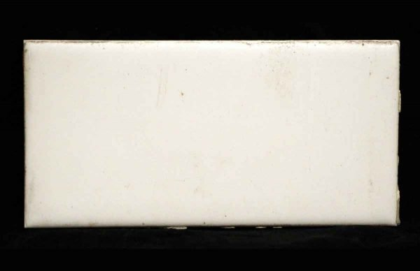 Wall Tiles - 6 x 3 Bright White Rounded Edge Subway Tile
