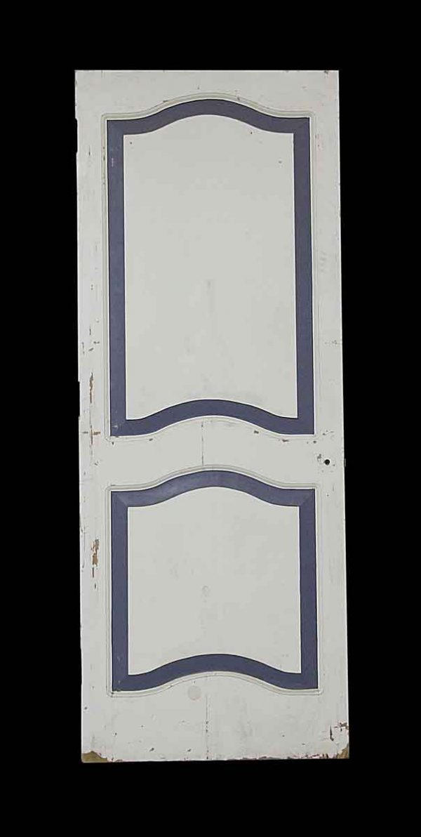 Standard Doors - Vintage Arched 2 Panel Passage Door 82.75 x 31.75