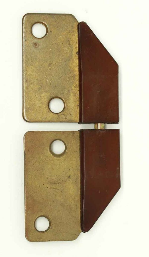 Cabinet & Furniture Hinges - Brass & Bakelite Cabinet Hinge