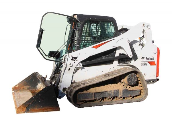 Machinery - 2017 Bobcat T650 Skid Steer Loader