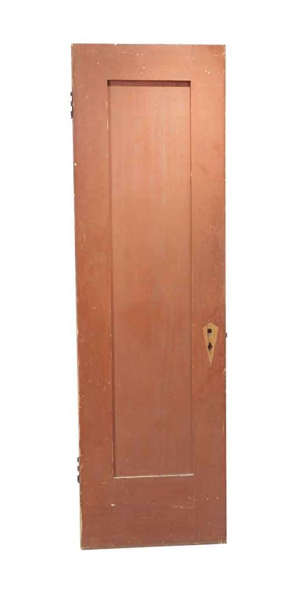 Closet Doors - Vintage Single Panel Mirror Closet Door 80.25 x 24