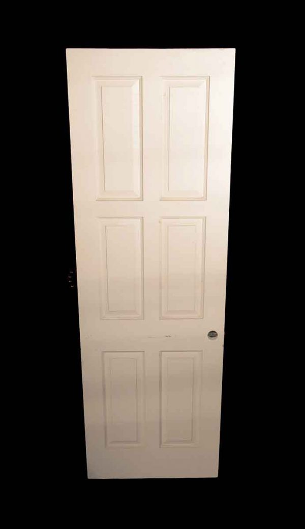 Standard Doors - Vintage 6 Panel Wood Passage Door 89 x 30