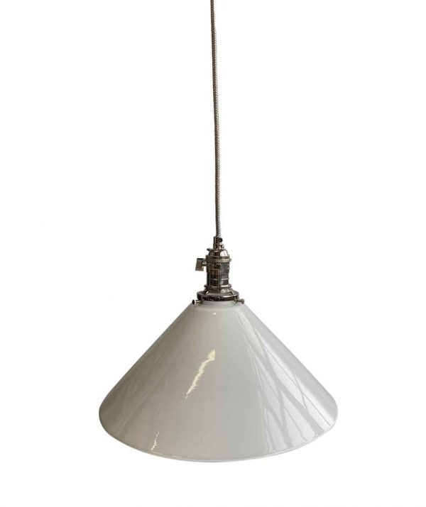 Down Lights - Original Cone 13.5 in. Shade Kitchen Island Pendant Light