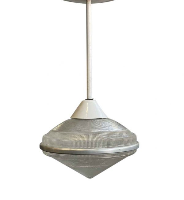 Industrial & Commercial - Industrial Pointed Holophane Cone Globe Light Fixture
