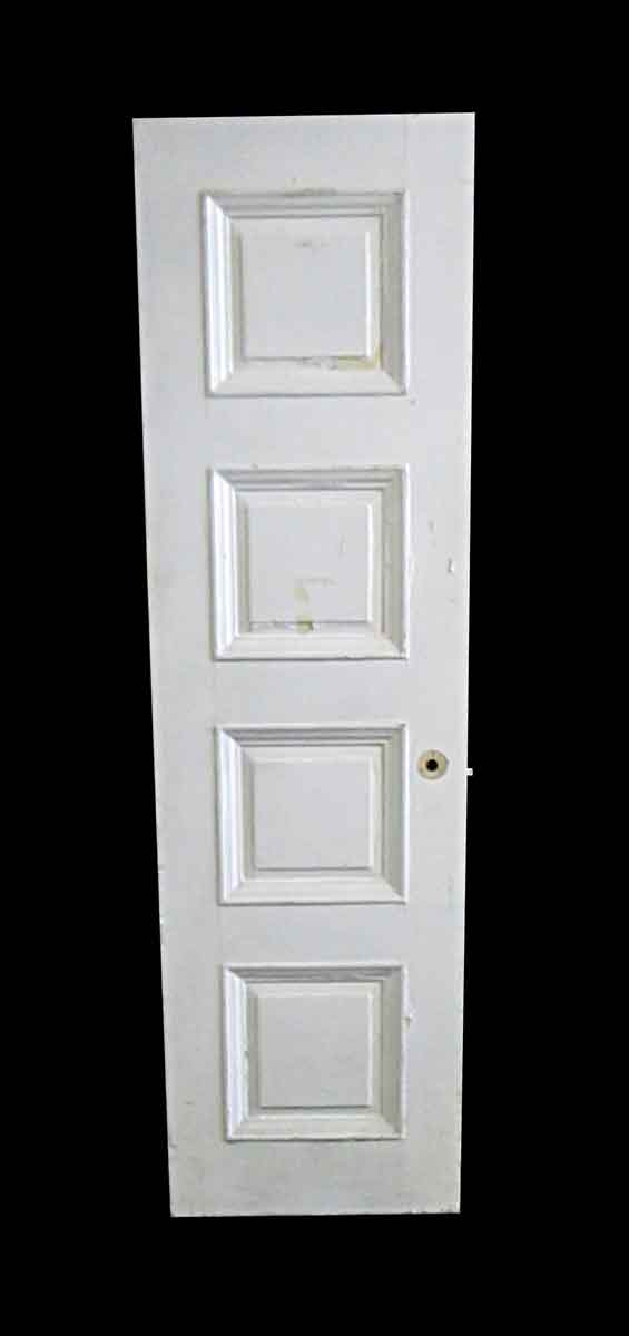 Standard Doors - Antique Lamb's Club 4 Pane Wood Passage Door 83 x 24.75