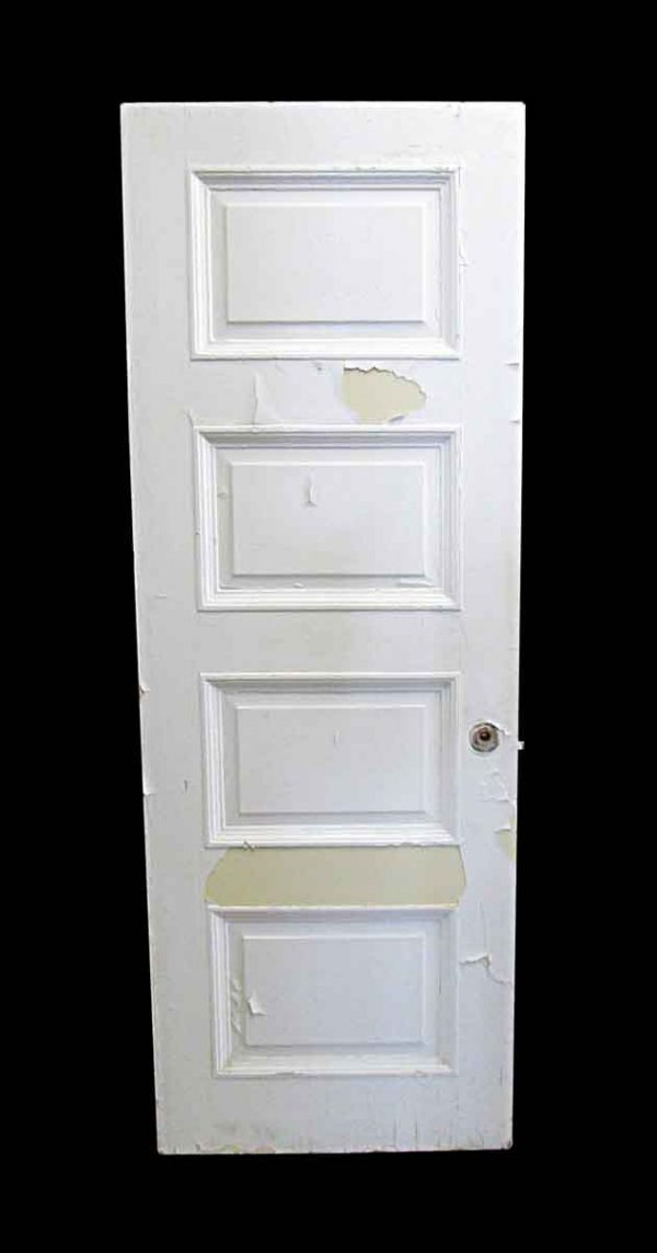 Standard Doors - Antique Lamb's Club 4 Pane Wood Passage Door 83 x 30