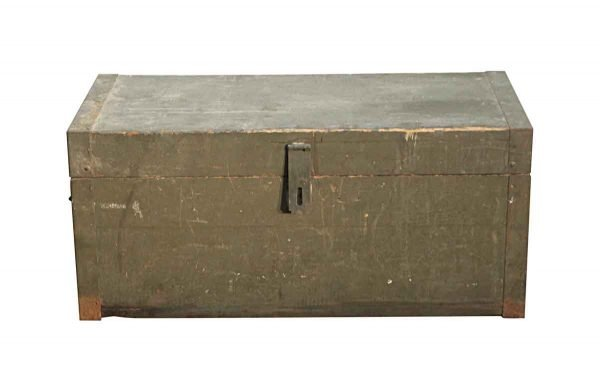 Trunks - Salvaged Vintage 31 in. Army Trunk