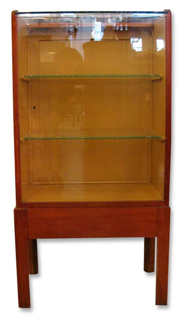 Commercial Furniture - Small Display Antique Cabinet