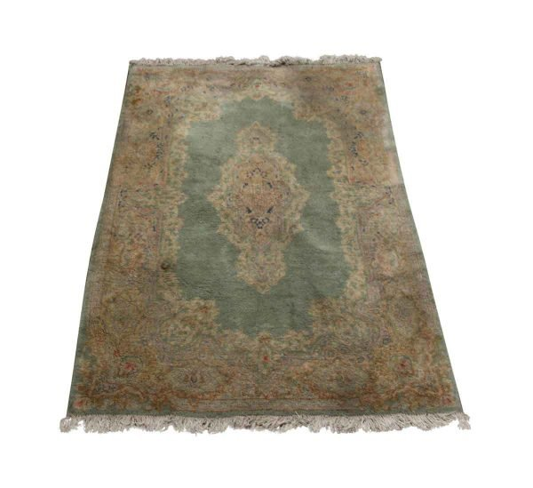 Rugs & Drapery - Vintage Decorative 6 ft x 4 ft Area Rug