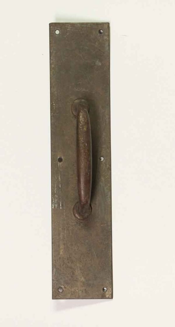 Door Pulls - Antique Classic 16 in. Brass Door Pull