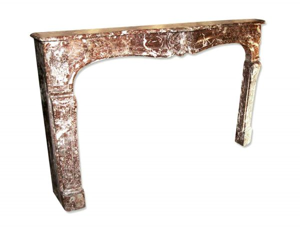 Danny Alessandro Mantels - Early French Louis XV Marble Mantel