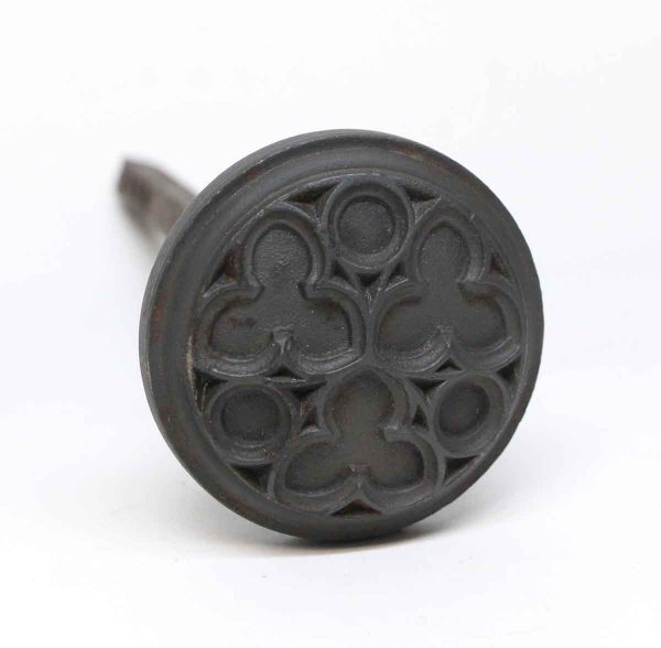 Door Knobs - Corbin Gothic Cast Iron Door Knob