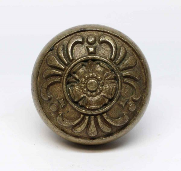 Door Knobs - Elizabethan Corbin Bronze Hatfield Door Knob