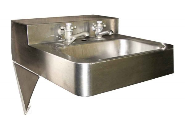 Famous Building Artifacts - Staten Island Ferry Stainless Steel Boat Sink