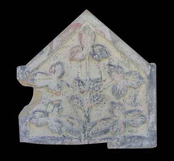 Stone & Terra Cotta - Decorative Exterior Stone with Five Leaves