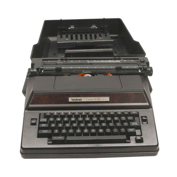 Typewriters - Vintage Brother Correct-O-Ball XL-I Typewriter