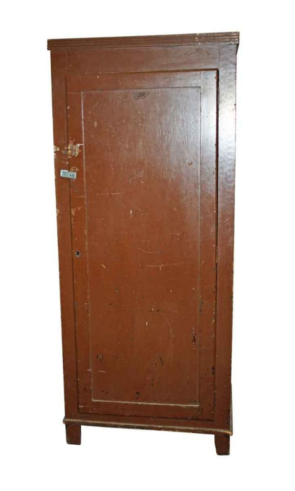 Cabinets - Classic Wooden 6 ft Armoire Closet Cabinet