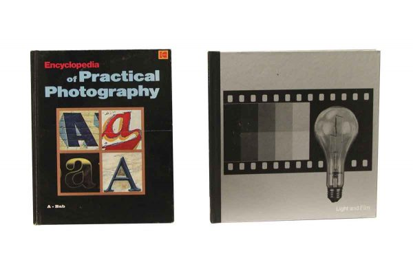 Collectibles - Vintage Photography Book Set