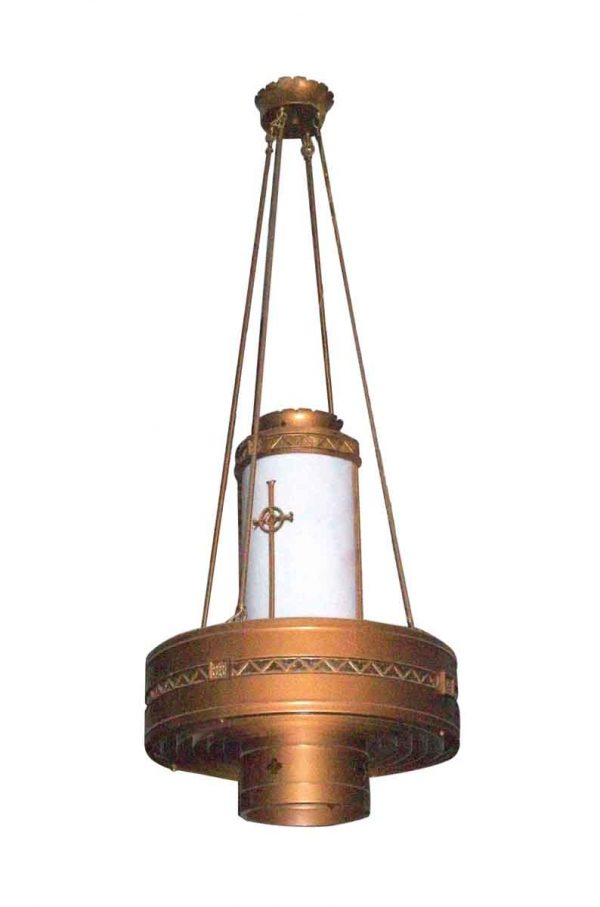 Industrial & Commercial - Extra Large Hanging Church Pendant Light