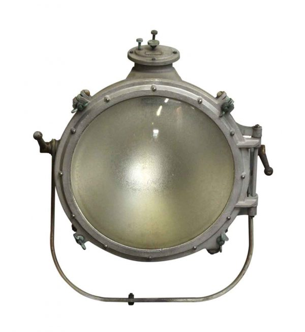 Industrial & Commercial - Salvaged Westinghouse Industrial Floodlight
