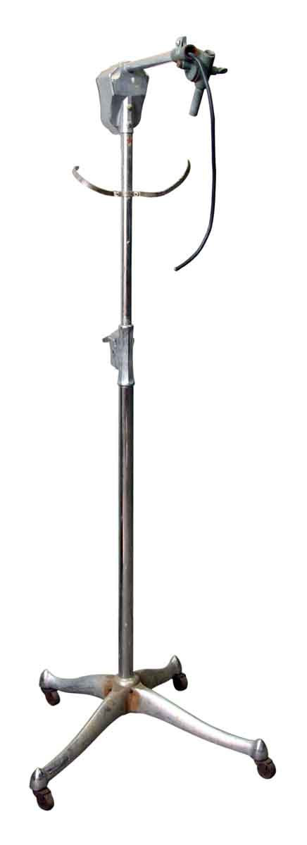 Industrial & Commercial - Woodward Frederics Rolling Lamp Stand